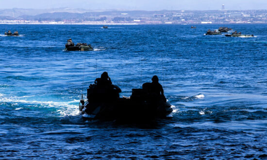 7 Marines and 1 Sailor Feared Dead After Amphibious Training Accident Off Coast of SoCal
