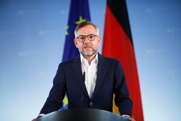 Germany Michael Roth