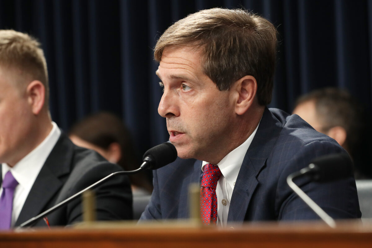 Congressman Urges AG Barr to Protect Religious Freedom Following Reports of Church Vandalism