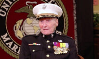 Oldest Living Marine Corps Veteran Rings in 105th Birthday With Drive-By Salute