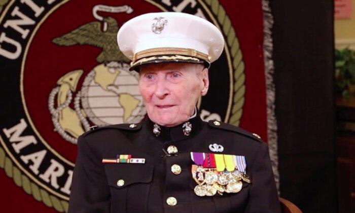 (Sgt. Courtney G. White/U.S. Marine Corps)