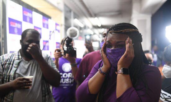 Black Lives Matter Activist Cori Bush Defeats Incumbent Rep. Lacy Clay in Missouri Primary