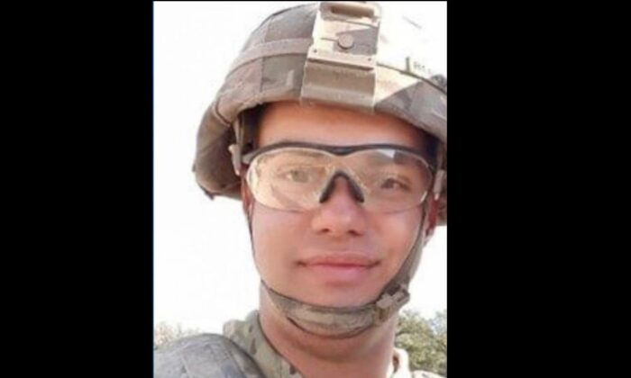 Francisco Gilberto Hernandezvargas, 24, in a file photo. (Fort Hood)