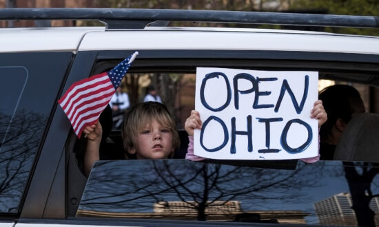 Ohio Governor Issues Mask Mandate for K-12 Students Returning to School