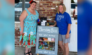 This 'Blessing Box' Is Providing Food, Necessities, and Hope to a Small Georgia Community