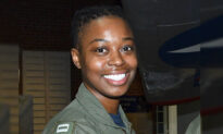 Coast Guard Becomes First Black Woman to Fly Seahawk Helicopter and Join Flight School