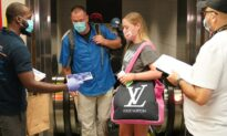 Quarantine 'Checkpoint' Opens at New York City's Penn Station to Enforce Travel Rules
