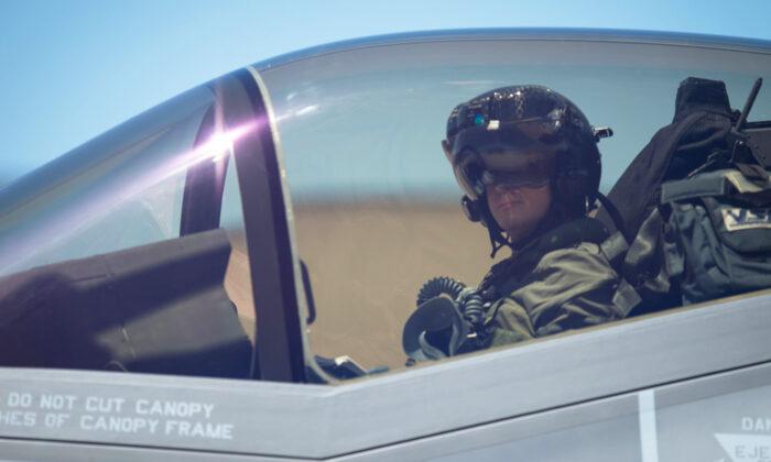 (Staff Sgt. Jensen Stidham/U.S. Air Force)
