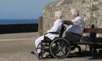 Elderly Couple Separated by COVID-19 Reunite As Husband Takes Job at Wife's Nursing Home