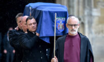 Widow of Killed Policeman Calls for Tougher Sentences
