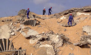 Rescuers in Lebanon Recover More Bodies Days After Blast