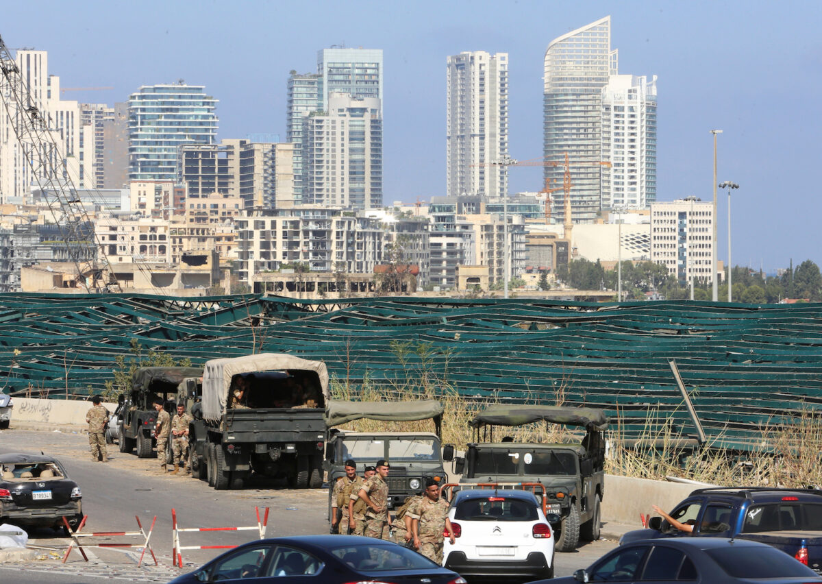 Beirut explosion: Nasrallah rejects claims Hezbollah had arms in port