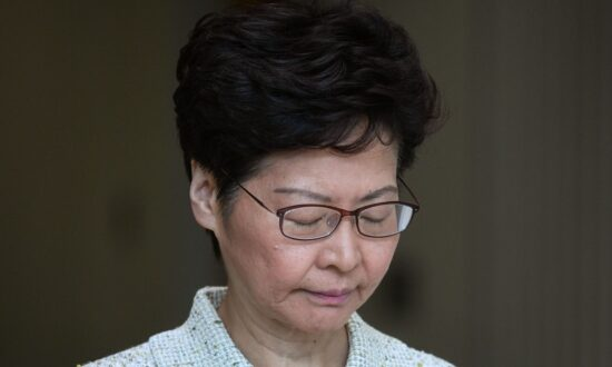 Carrie Lam Gives Up Cambridge University Fellowship After Human Rights Concerns Raised