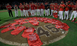 Former Angels PR Director Charged in Tyler Skaggs Death