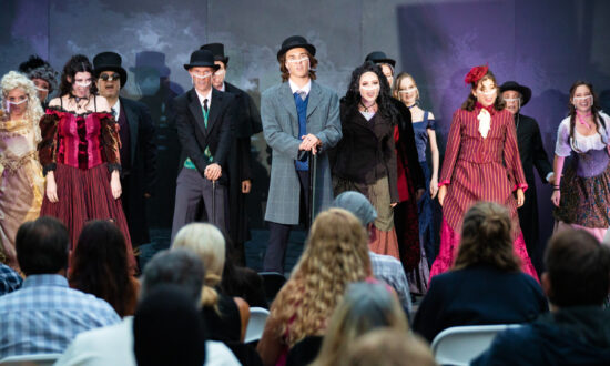 Youth Theater Group Creates Magic in Orange County