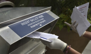 German Journalist in DC Says He Received 3 Ballots in Mail, One for Dead Person