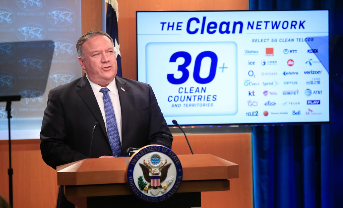 Pompeo to Visit Central, Eastern Europe to Discuss...