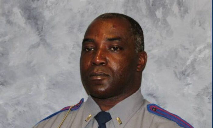 Troy Morris (Mississippi Department of Public Safety)