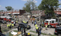 Large Explosion Reported in Baltimore, Say Fire Officials