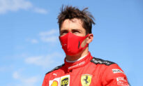 Ferrari's Formula One Driver Leclerc Refuses to Take a Knee, Fires Back at Racism Accusations