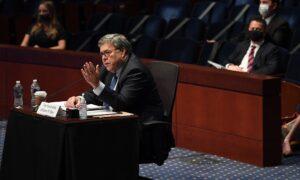 Barr: Antifa Wants 'Socialism, Communism' in America