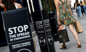 UK Shopper Numbers Rise After Launch of State-Funded Dining Scheme
