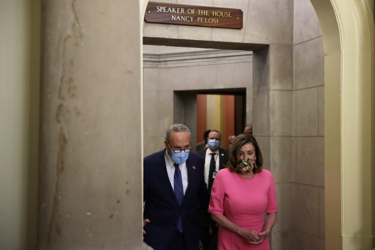Nancy Pelosi Calls Trump Executive Orders