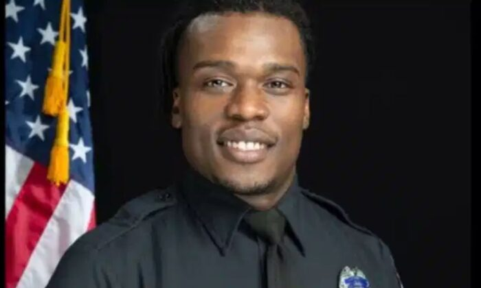 Joseph Mensah (Wauwatosa Police)