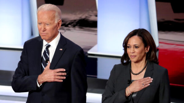 Harris and Biden