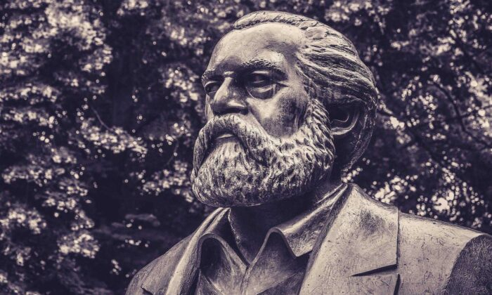 A statue of Karl Marx in a file photo. (wal_172619/Pixabay)