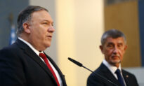 In Czech Republic, Pompeo Warns of China, Russia Authoritarianism