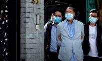 Hongkongers Not Afraid of Resisting Despite Jimmy Lai Arrest