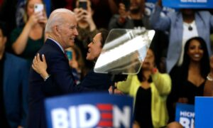 Trump Says Harris Was His 'Number One Pick' for Biden VP