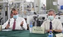Health Secretary Azar Contrasts Taiwan and China's Pandemic Response During Taiwan Visit