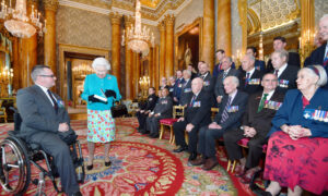 Queen Approves Victoria Cross for Seaman Teddy Sheean