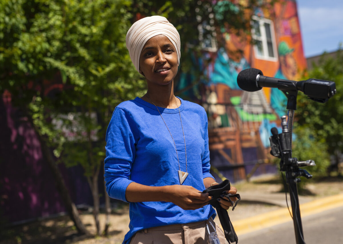 Ilhan Omar Defeats Challenger in Minnesota PrimaryIlhan Omar Primary