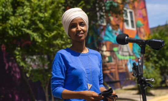 Ilhan Omar Defeats Challenger in Minnesota Primary