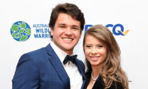 Bindi Irwin Announces She's Expecting First Baby With Husband Chandler Powell in 2021