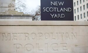 UK Police Commissioner Defends Officers Accused of Racial Profiling