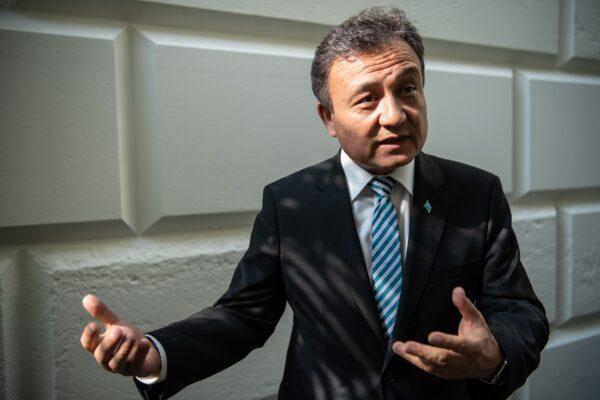 Dolkun Isa World Uyghur Congress