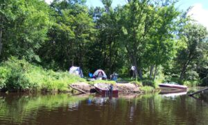 Paddling and Camping Along America's Scenic Rivers