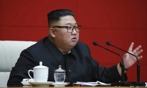 Kim Jong Un Says Killing of SK Official Should Not Have Happened