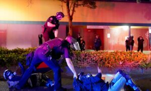Oregon State Police Pull Out of Portland as Rioting Continues