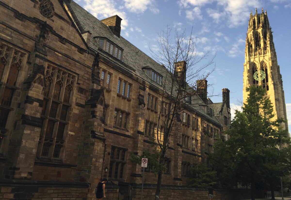 Yale Discrimination