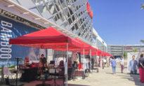 Upscale California Mall Takes Its Shops Outside Amid Pandemic