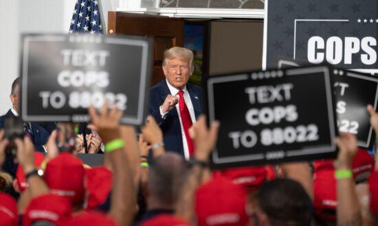 Largest New York City Police Union Endorses Trump