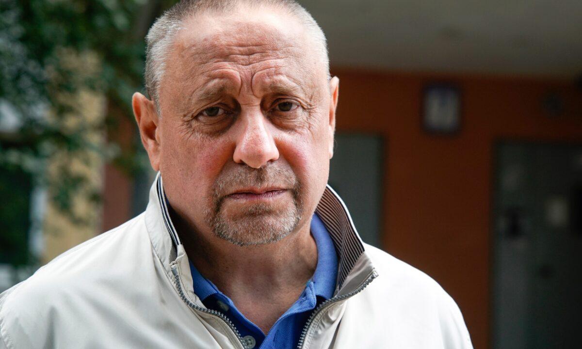 Lev Gorelik Belarus
