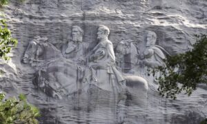 Georgia Park With Confederate Sculpture Shuts Down Ahead of Planned Rally