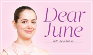 Dear June: How to Help an Elderly Parent Who Lives Alone