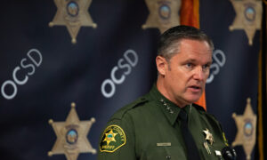 OC Sheriff Barnes Says Department Won't Enforce Stay-at-Home Order